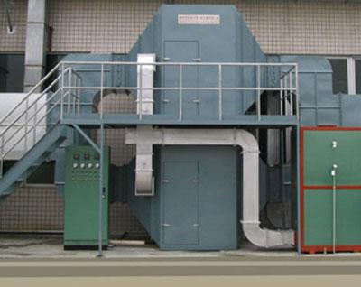 有机气体吸附催化净化装置