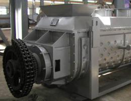 桨叶干燥机可用于食品、化工、石化、染料、工业污泥
