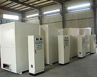 有机气体催化净化装置