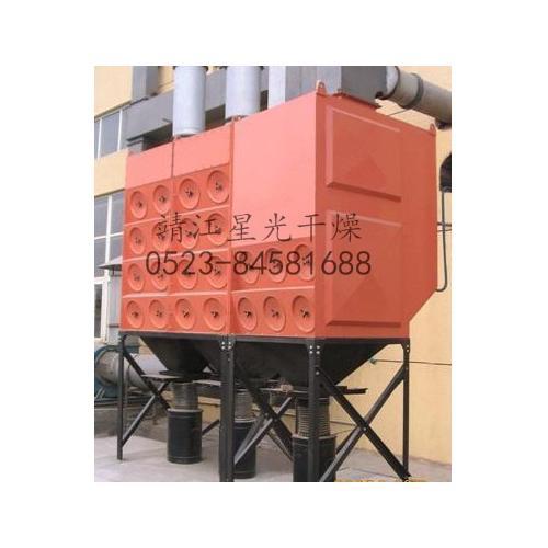 XLC型沉流滤筒除尘器