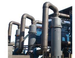 复合式水膜脱硫除尘器